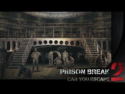 Can you escape Prison Break 2 Full Game Walkthrough
