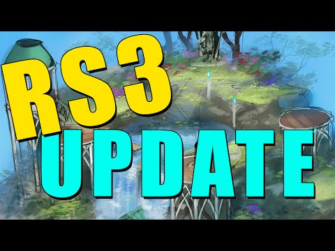 Runescape 3 - Road to Max - Update 48 - Double XP 99s!