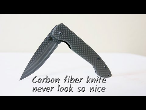 STARIMCARBON Lighter carbon fiber knife | Great Gift For Any One On Your List