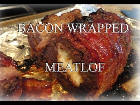 How to Make Bacon Wrapped Meatloaf