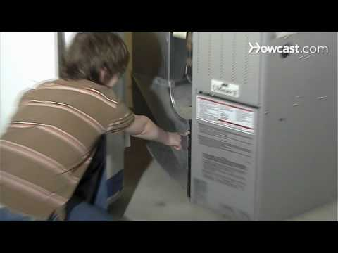 How to Clean a Furnace Filter