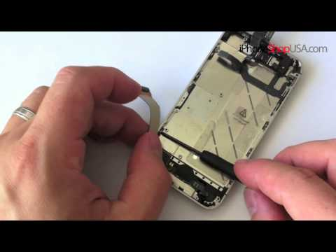iPhone 4S Teardown / Take Apart & Screen Replacement Directions by iPhoneShopUSA.com