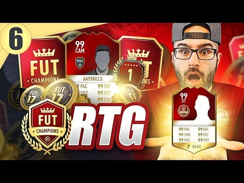 THIS CARD SAVED MY LIFE! - ROAD TO FUT CHAMPIONS! #06 FIFA 17 Road To Glory
