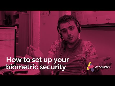 How to set up your biometric security