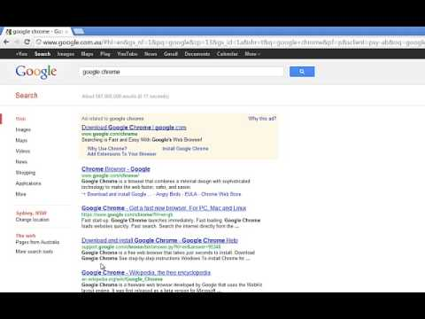 Change size of page content using Chrome