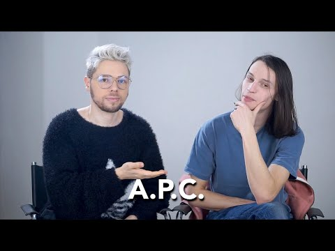 How to pronounce A.P.C. the right way