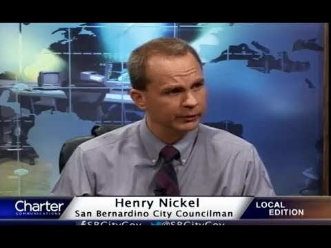 Charter Local Edition with San Bernardino City Councilman Henry Nickel