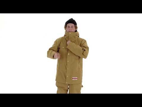 2017 / 2018 | Adidas Glisan Snowboard/Ski Jacket | Video Overview
