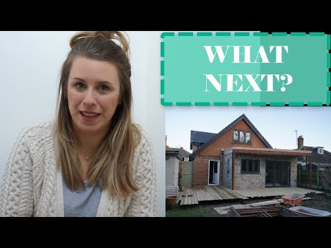 HOME RENOVATIONS UPDATE | BI FOLD DOORS, ROOF LIGHT & ANTHRACITE WINDOWS ARE IN!