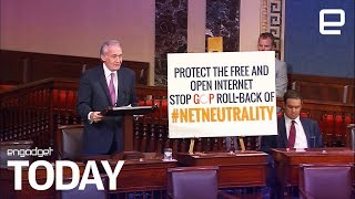 The FCC plans to repeal net neutrality | Engadget Today