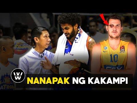 Badboy Import ng TNT, Nanapak ng Kakampi sa Israel | Glen Rice Jr.