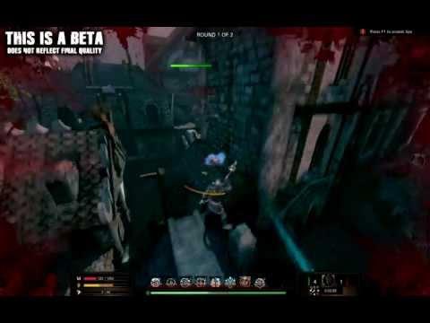 FORGE Beta-D: Capital Market - Troll Alley
