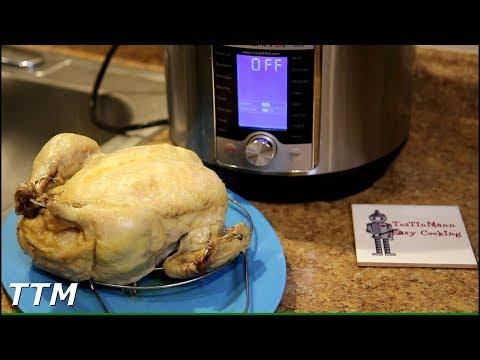 Frozen Whole Chicken Instant Pot