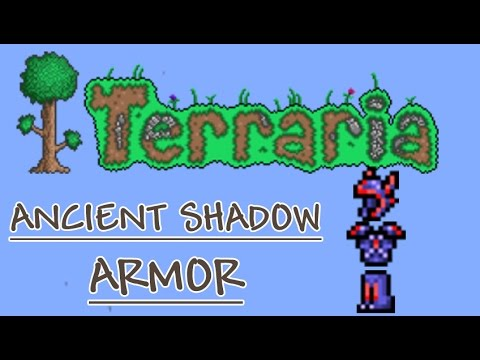 Terraria Armor Guide and Test: Ancient Shadow Armor