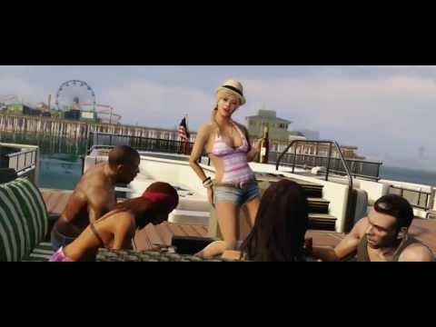 Grand Theft Auto V Michael Franklin Trevor Trailers