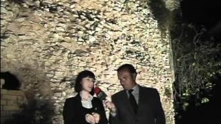 Gaeta/Sabina Mitrano presenta il Mausoleo di Lucio S. Atratino