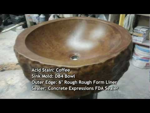 Acid Stained Concrete Examples Picture Gallery