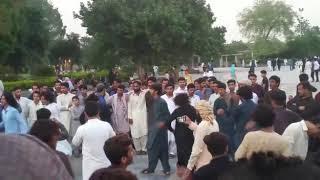 Pakistani boy dance at islamabad