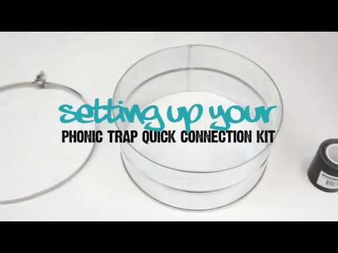 Phonic Trap Quick Connection Kit