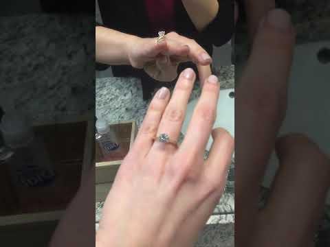 TIFFANY SETTING ENGAGEMENT RING | ULTIMATE SPARKLE !!