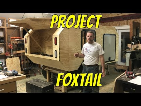 Introduction to my Offroad Overland Camping Trailer Project E42