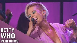 Download Betty Who Gives Us One Last Summer Bop | Full Frontal on TBS Video
