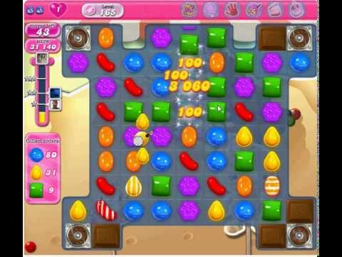 Candy Crush Saga - Level 165