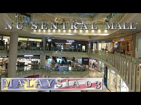 NU Sentral mall - Kuala Lumpur | Travel in Malaysia 2017