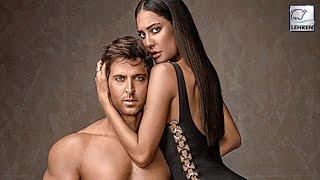 Hrithik Roshan And Lisa Haydon