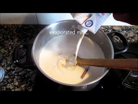 Arroz Con Leche (Spanish Rice & Milk Pudding)