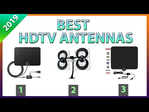 ✅ Best HDTV Antennas 2018