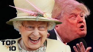 Top 10 Laws Queen Elizabeth Doesn