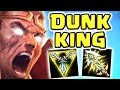 COME ON AND SLAM!! FULL AD DARIUS JUNGLE IS ACTUALLY FUN | THE GAME-SAVING STEAL | DISGUSTING SPEEDS