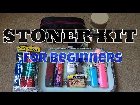 STONER KIT FOR BEGINNERS | STONER ESSENTIALS