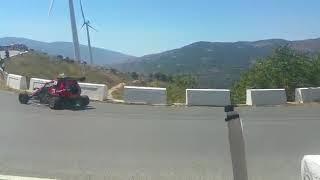 Subida Lanjaro Cerro De Los Cañones 2017 Kart Croos