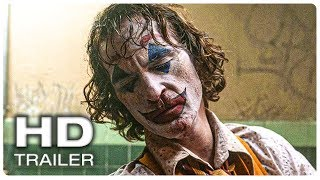 JOKER Final Trailer Extended (NEW 2019) Joaquin Phoenix Superhero Movie HD