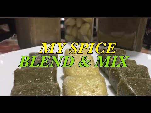 MY SPICE BLEND AND MIX