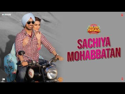 Xxx Mp4 Sachiya Mohabbatan Song Arjun Patiala Diljit Dosanjh Kriti Sanon Sachet Tandon Sachin Jigar 3gp Sex