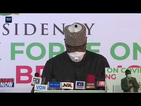 Coronavirus Pandemic: FG extends second phase of eased lockdown by four weeks