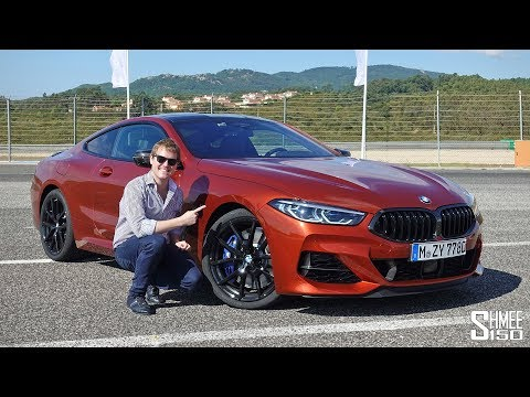 THIS is the New BMW M850i Coupe!   FIRST DRIVE