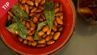 How To Make Impressive Roasted Almonds Chow Tip