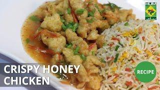 Crispy Honey Chicken   Flame On Hai   Masala TV Show   Irfan Wasti