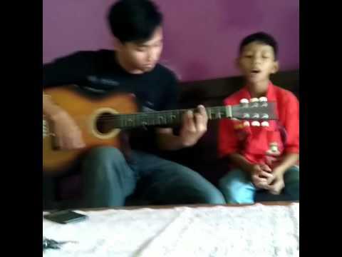 Coboy junior-terhebat (cover) zaldi