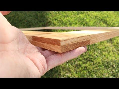 Building A Solid Oak Hutch! | Part 2