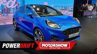Ford Puma : Ford's Creta rival : IAA 2019 : PowerDrift