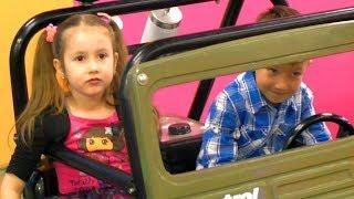 We are in the Car /  Wheels On The Bus / Song Nursery Rhymes & Kids Songs