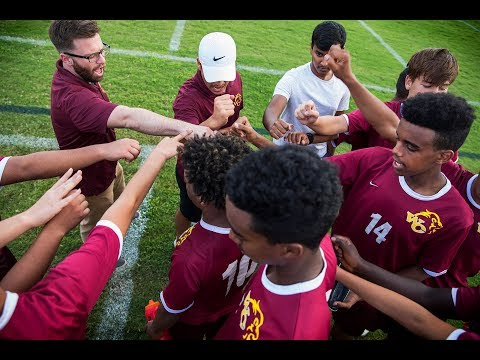 How You Play the Game: Profs Coach West CLT High Soccer Team