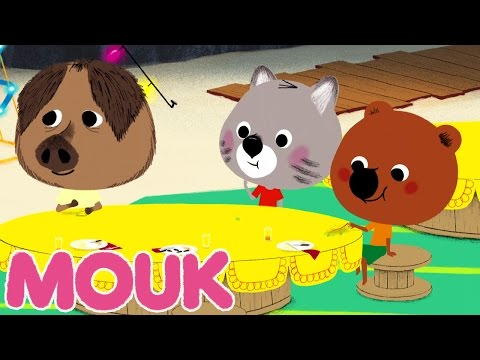 Mouk - The grapes of Luck (Spain) | Cartoon for kids