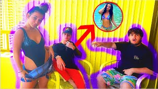 My Boyfriend & Brother Rate My Fashion Nova Outfit (They Are Mad)