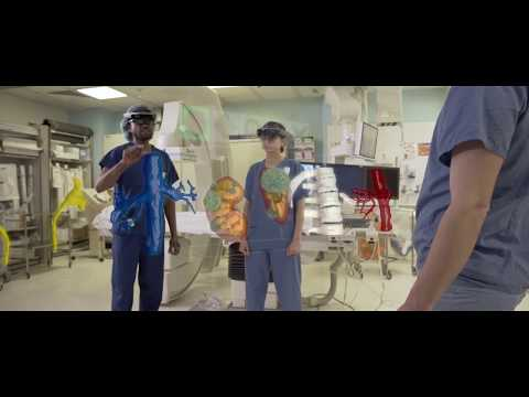 Microsoft HoloLens: University College London Improves Insights for Surgeons